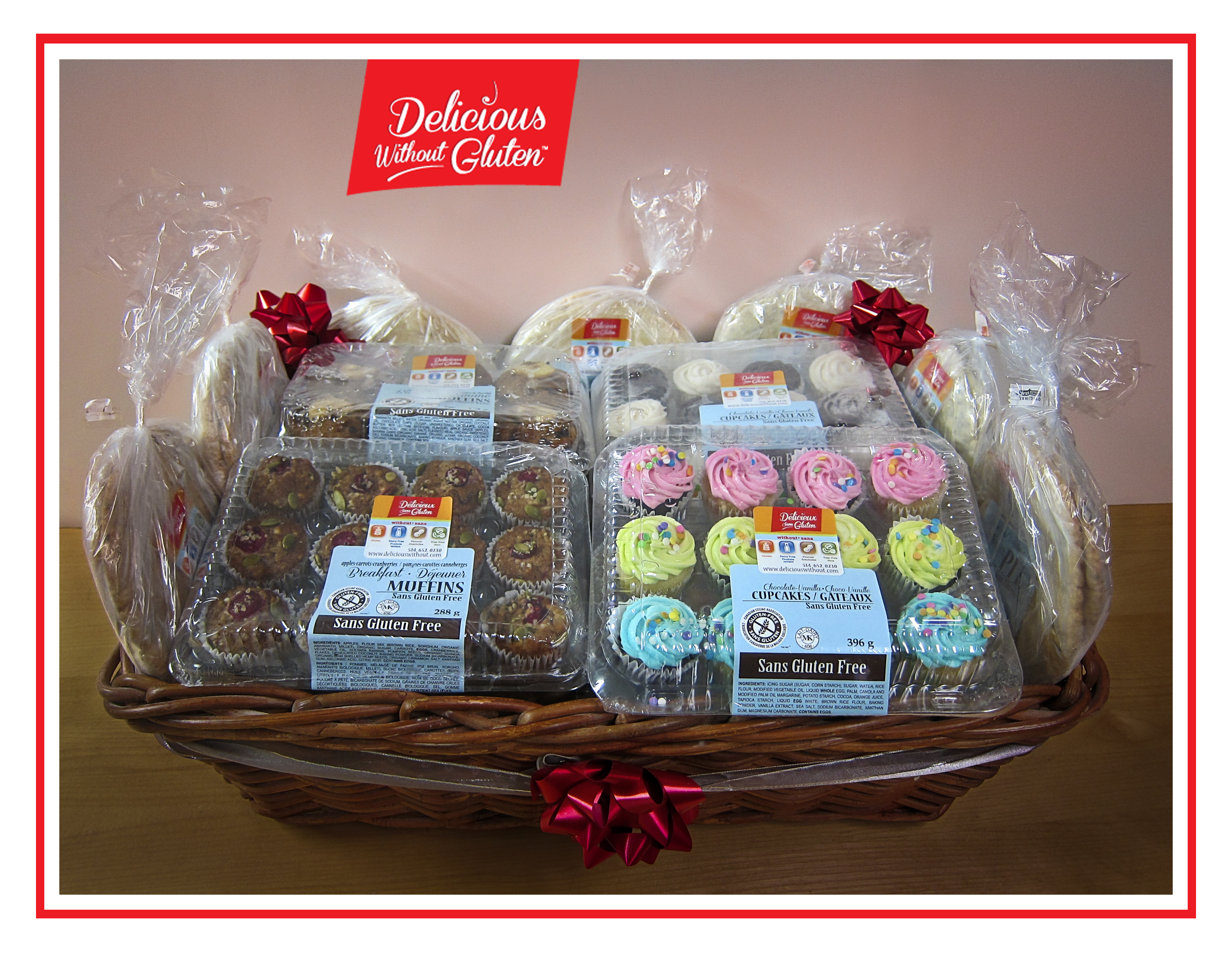 Delicious without gluten deliciouswithout visit canadas gluten free market you could win a gift basket negle Images
