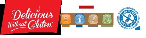 deliciouswithout.com Logo