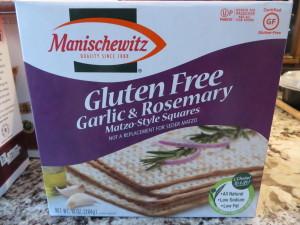 rosemary matzah