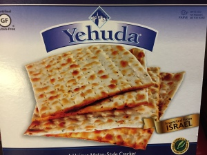 Yehudah matzah