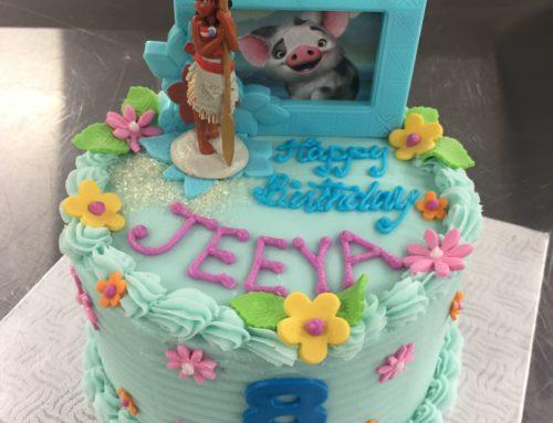 Gâteau d'anniversaire pour enfants