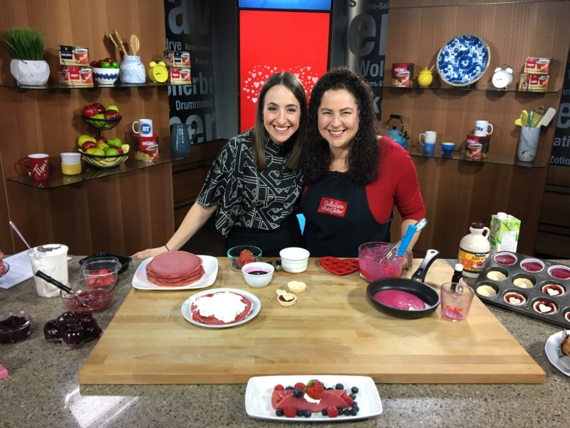 Delicious Without Gluten on Breakfast TV