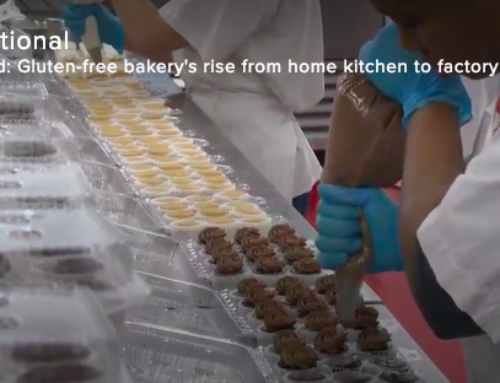 Filling a knead: Gluten-free bakery's rise from home kitchen to factory