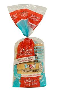 bagel sans gluten