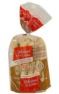 gluten free bread stick