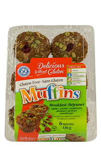 gluten free breakfast muffin