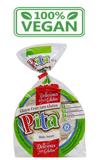 gluten free pita