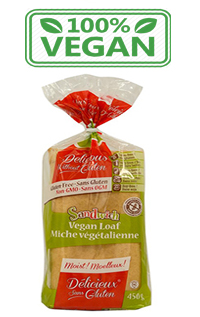 gluten free vegan bread