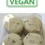gluten free vegan chocolate chip cookie