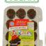 gluten free vegan chocolate cupcake